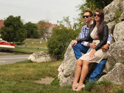 Ania i Piotr