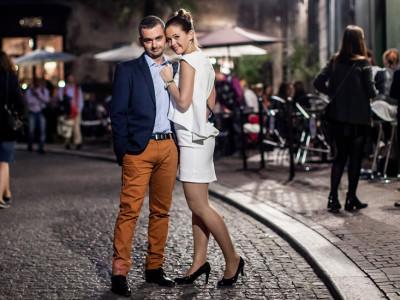 Madzia i Grzegorz