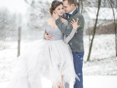Ania i Bartek - PROJEKT ZIMA